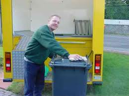 wheelie bin cleaning company